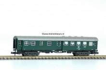FL 8127-GBV Sneltrein UMBAU wagon 4-assig 2e klasse +bagage MET BINNENVERLICHTING NIEUW uitloop