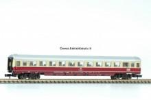 FL 8164-G TEE TEE creme/rood 1e klasse gebruikt goede staat