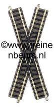 Fleischmann 9161 KRUISING 30 GRADEN NIEUW