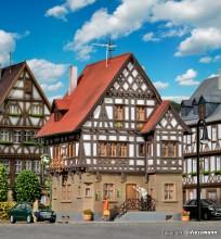 KIBRI 38744 H0 Gasthaus Roeßle Markgraefl
