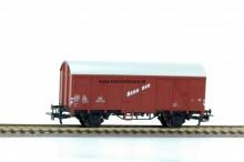 MA 00755-04 Gesloten Gesloten goederenwagon DB odruk BANANEN NIEUW