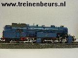 Ma 3498 u Lokomotieven~ Mallet, blauw
