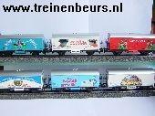 Ma 4493 u Goederenwagens Kaas- reclameset met 6 wagons