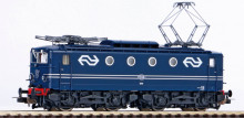 PIKO 51360 Serie 1100 blauw zonder botsneus met NS logo NIEUW uitloop