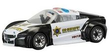 SCALEXTRIC 3709 TEAM COPSN ROBB.POL.CAR