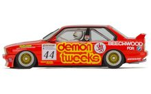 SCALEXTRIC 3739 BTCC BMW E30 M3 ROLAND RATZENBERGER BRANDS HATCH 1988