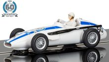 SCALEXTRIC 3825A ANNIVERSARY COLLECTION CAR NO. 7 1950S MASERATI 250F L.D.
