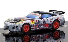 SCALEXTRIC 3839 TEAM GT LIGHTNING TEAM GT SPARTAN COMIC BOOK