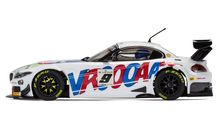 SCALEXTRIC 3855 BMW Z4 GT3 ROAL MOTORSPORT SPA 2015