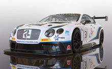SCALEXTRIC 4024 BENTLEY CONTINENTAL GT3 TEAM PARKER (4/19) *