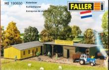 FALLER 190650 U Van Berkel's Kolenhandel Nederlands#