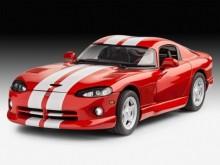 REVELL 07040 Auto's- Personen Dodge Viper 1:25