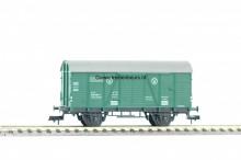 Fleischmann 5021H Baanwerkwagen groen NIEUW