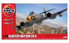 AF 09188 GLOSTER METEOR FR9 1/48 (11/18) *