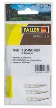 FALLER 170682 3 RESERVEMESJES