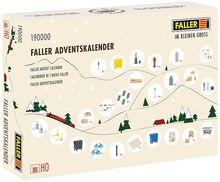FALLER 190000 FALLER ADVENTSKALENDER
