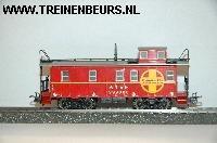 Ma 4777 Goederenwagens Santa Fé