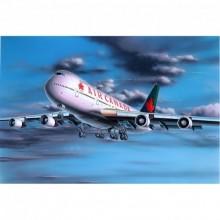 REVELL 04210 Vliegtuigen- Civiel Boeing 747-200 1:390