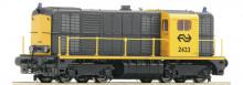 Roco 62791 NS Diesel 2439 grijs/geel NIEUW uitloop