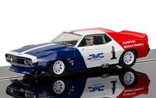 SCALEXTRIC 3875 AMC JAVELIN TRANS AM G. FOLLMER