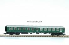 FL 8111-GBV Sneltrein Groen 2e klasse MET BINNENVERLICHTING gebruikt goede staat
