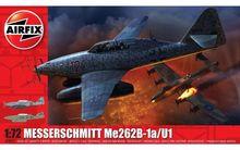AF 04062 MESSERSCHMITT ME 262-B1A 1/72 (10/18) *