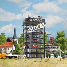 BUSCH 1001 SMART CAR TOWER H0 NIEUW