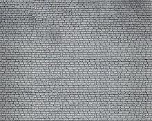 FALLER 170804 DECORPLAAT, NATUURSTEEN VIERKANT