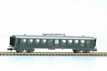 FL 8139K Sneltrein Groen 4-assig 2e klasse NIEUW uitloop