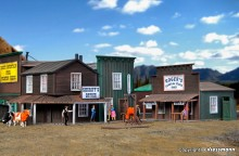 KIBRI 38502 H0 Westernhäuser Sheriff
