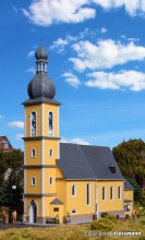 KIBRI 39767 H0 Kirche in St. Marien