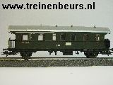 Märklin 4313 Donderbus 1/2e klasse groen