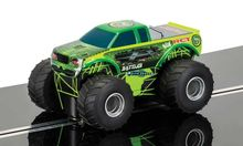 SCALEXTRIC 3711 TEAM MONSTER TRUCK RATTLER GREEN