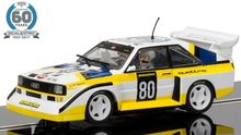 SCALEXTRIC 3828A ANNIV. COL. CAR CAR NO.4 - 1980S
