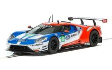 SCALEXTRIC 3857 FORD GT GTE LE MANS 2017 NO. 68