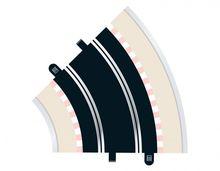 SCALEXTRIC 8206 RADIUS 2 CURVE 45° X 2
