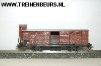 Ma 46160 Goederenwagens Met remmershuis