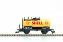 Fleischmann 5033 Shell 2-assige ketelwagen NIEUW