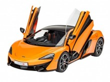 REVELL 07051 Auto's- Personen McLaren 570S 1:24