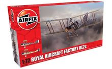 AF 02104 R.A. FACTORY BE2C SCOUT 1:72