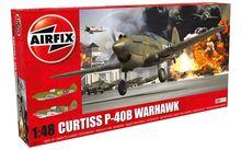 AF 05130 CURTISS P40B