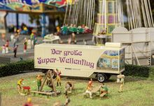 FALLER 140345 AANHANGER SUPER-ZWEEFMOLEN