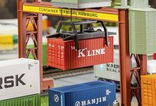 FALLER 180829 20' CONTAINER K-LINE