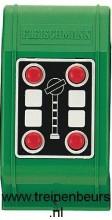 Fleischmann 6922-G Schakelaar voor vier ontkoppelrails N/H0 netjes gebruikt