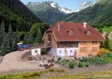 KIBRI 38804 H0 Bauernhaus Tannenhof