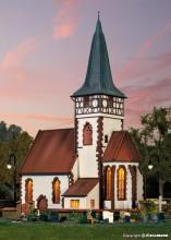 KIBRI 39772 H0 Dorfkirche Ditzingen
