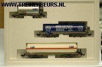 Ma 4787 u Goederenwagens Set van 3 ETRA