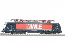 PIKO 57963 E-lok serie 189 zwart MRCE/WLE NIEUW uitloop