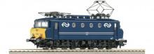 Roco 62581 NS E-lok 1103 blauw met botsneus (geel front) NIEUW uitloop