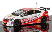 SCALEXTRIC 3734 BTCC HONDA CIVIC TYPE R